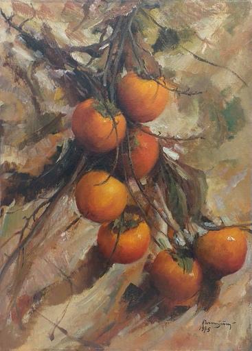 Aldo PARMIGIANI - Painting - Cachi