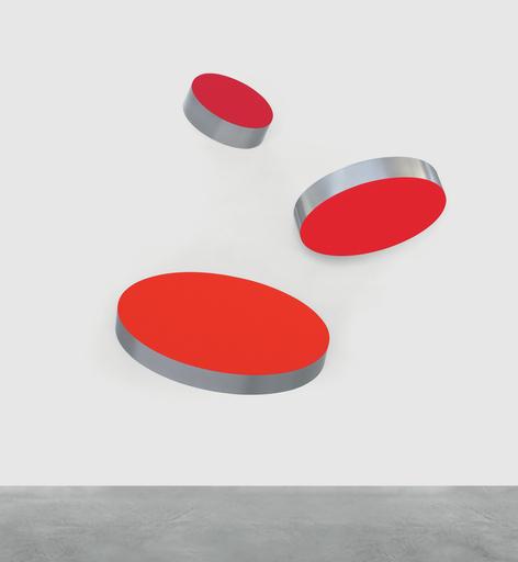 Wolfram ULLRICH - Skulptur Volumen - Orbit Boa