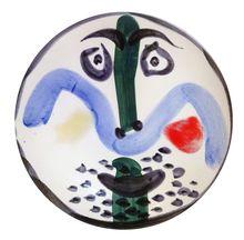 Pablo PICASSO - Ceramic - Visage No.130