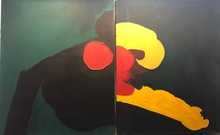 Luis FEITO LOPEZ - Painting - Numero 605