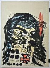 Jonathan MEESE - Estampe-Multiple - Heilbuttn's der Kunst (Formzucki)