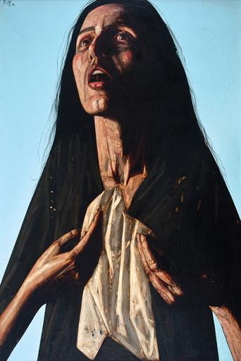 Francisco CORTIJO - Painting - S/T