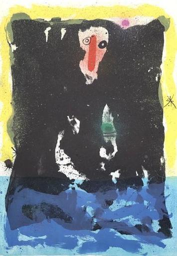 Joan MIRO - Print-Multiple - Le revenant