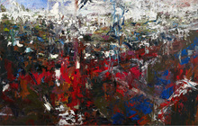Francisc CHIUARIU - Pintura - Lenin's Dream