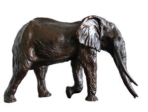 Damien COLCOMBET - Escultura - le 6ème éléphant