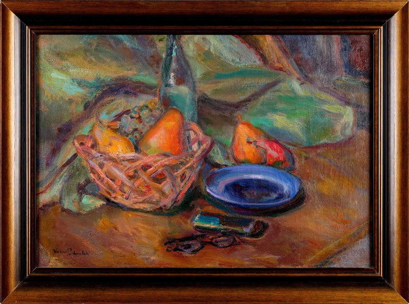 Kasper POCHWALSKI - Gemälde - Pears