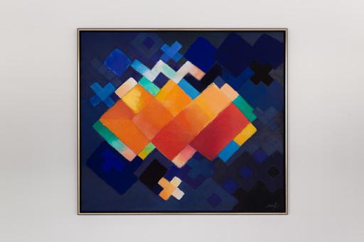 Heinz MACK - Pintura - Puzzle