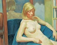 Thomas Reid MACDONALD - Painting - Miss Bethune