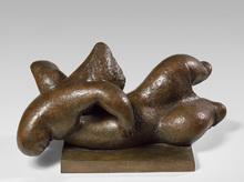 Henri LAURENS - Sculpture-Volume - L'archange