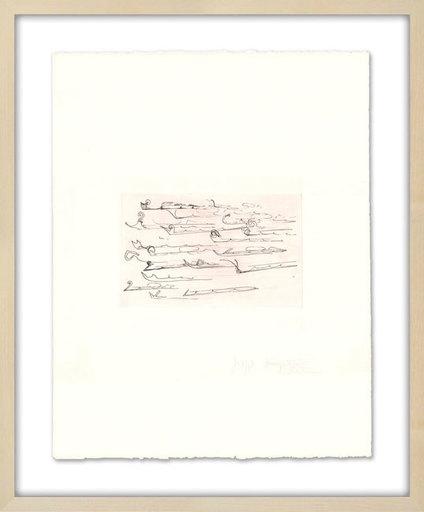 Joseph BEUYS - Print-Multiple - Urschlitten II