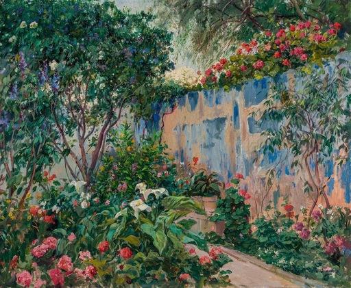 Eliseo MEIFRÉN ROIG - Pintura - Valldemosa - casa del pintor