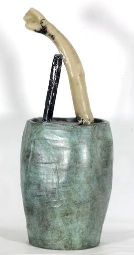 Andro WEKUA - Sculpture-Volume - Just arm