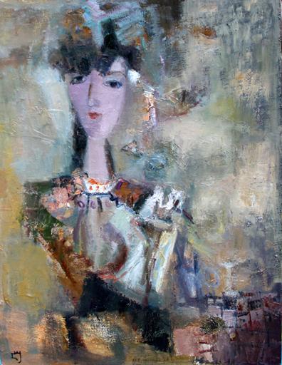 Levan URUSHADZE - Peinture - Gypsy