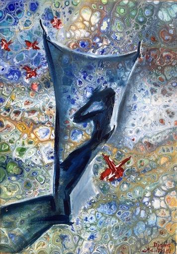 Diana MALIVANI - Pittura - Low Spirits