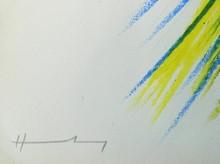 Hans HARTUNG - Zeichnung Aquarell - HH5291