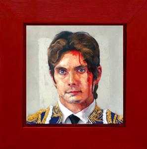 Pablo SCHUGURENSKY - Painting - Sebastián Castella