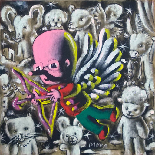 Patrick MOYA - Gemälde