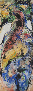 Frantisek KUPKA - Drawing-Watercolor - Composition