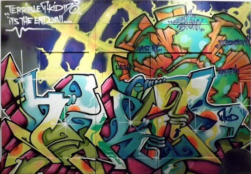 T-KID 170 - Peinture