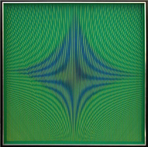 Alberto BIASI - 绘画 - Dinamica visiva