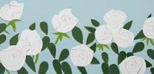 Alex KATZ (1927) - White Roses