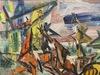 GEN PAUL - Peinture - Les cavaliers