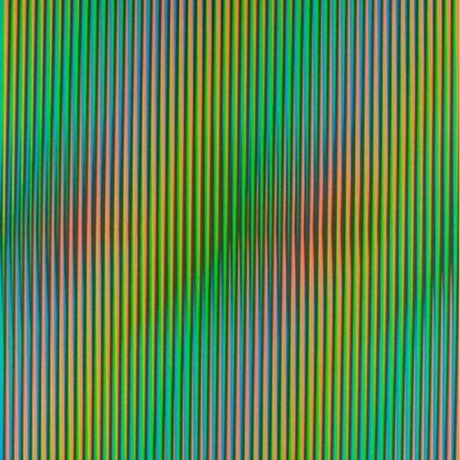 Carlos CRUZ-DIEZ - Print-Multiple - Serie Semana - Viernes