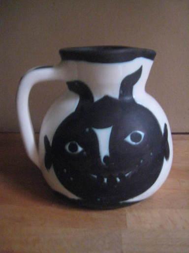 巴勃罗•毕加索 - 陶瓷  - TETES 1956