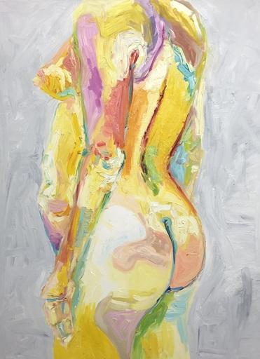 Nicole LEIDENFROST - Gemälde - Eva