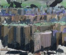VELASCO - Pittura - Foglie