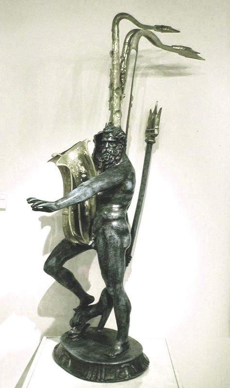 Fernandez ARMAN - Escultura - Lyrisism Masulinum