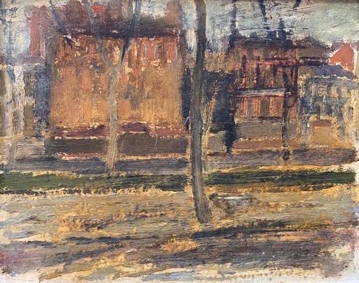 Raoul BERGOUGNAN - Painting - Toulouse