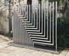 Yaacov AGAM - Scultura Volume - Eighteen levels