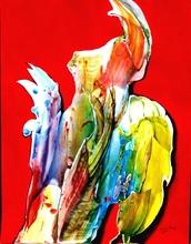 Jacqueline GAGNES-DENEUX - Peinture - ECLOSION