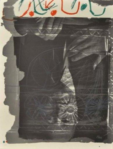 Antoni CLAVÉ - Print-Multiple - Trobadors-5