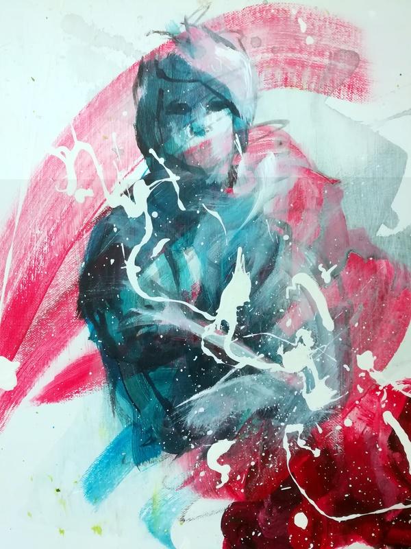 Fabien BOUGUENNEC - Peinture - Cold