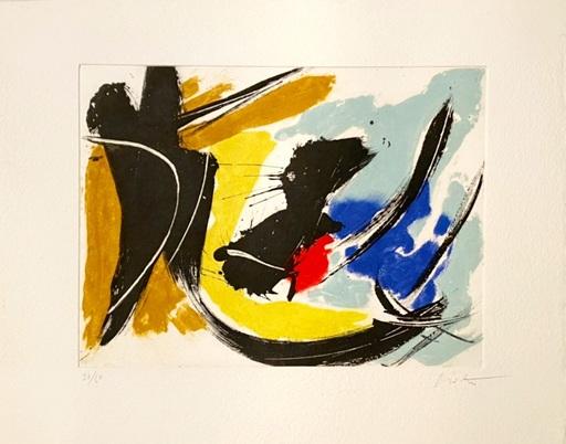 Jean MIOTTE - Stampa-Multiplo - Rêve