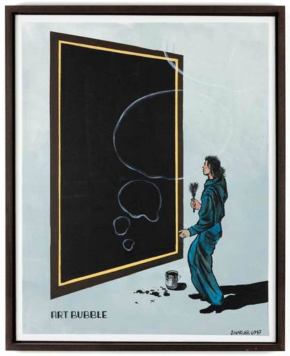 Jacques CHARLIER - Peinture - ART BUBBLE