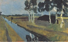 Paula MODERSOHN-BECKER - Pintura - ANKAUF - WE BUY -  ACHAT