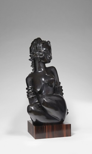 Kelli BEDROSSIAN - Escultura - Aida