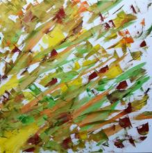 Patricia ABRAMOVICH - Gemälde - Explosion 3