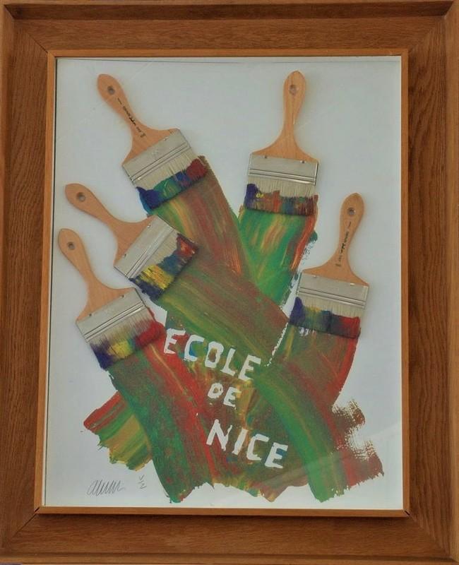 Fernandez ARMAN - Print-Multiple - Ecole de Nice