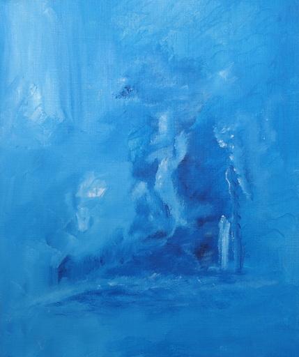 Kyna DE SCHOUEL - Peinture - Méditerranée