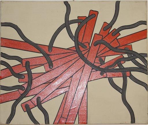 Roberto BARNI - Pittura - Regolare Irregolare