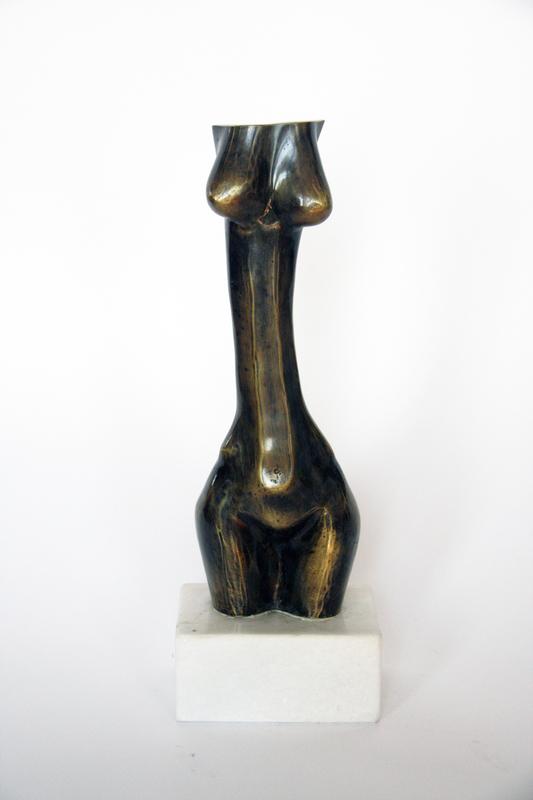 Levan BUJIASHVILI - Scultura Volume - Female torso