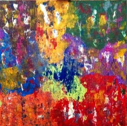 Antonino LATELLA - Pintura - Senza Titolo