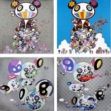 Takashi MURAKAMI - Print-Multiple - set of four prints by Murakami