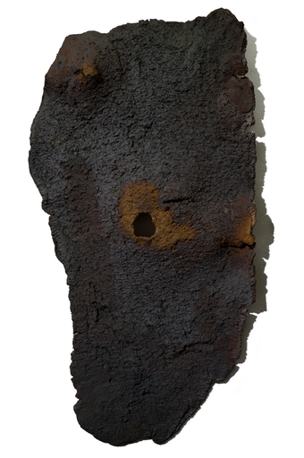 Nanni VALENTINI - Sculpture-Volume - Volto