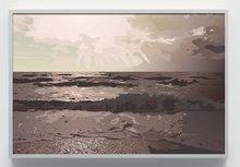 Julian OPIE - Print-Multiple - Rain Voices Surf