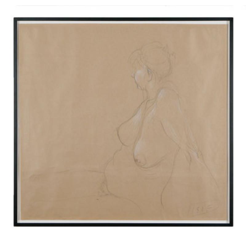 Charlie ISOE - Dessin-Aquarelle - Study 2